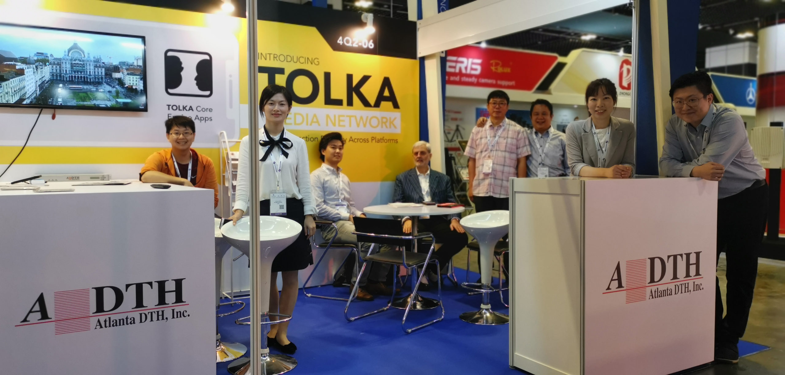 Broadcast Asia 2019 Reflects Dynamic APAC Market Conditions forADTH